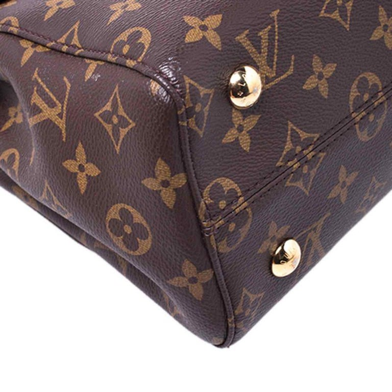 Women's Louis Vuitton Cerise Monogram Canvas Venus Bag For Sale