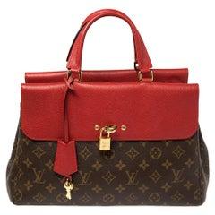 Louis Vuitton Cerise Monogram Canvas Venus Bag