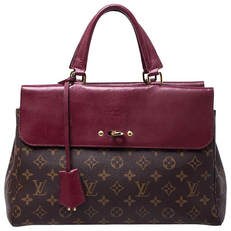 Louis Vuitton Cerise Monogram Canvas Venus Bag For Sale