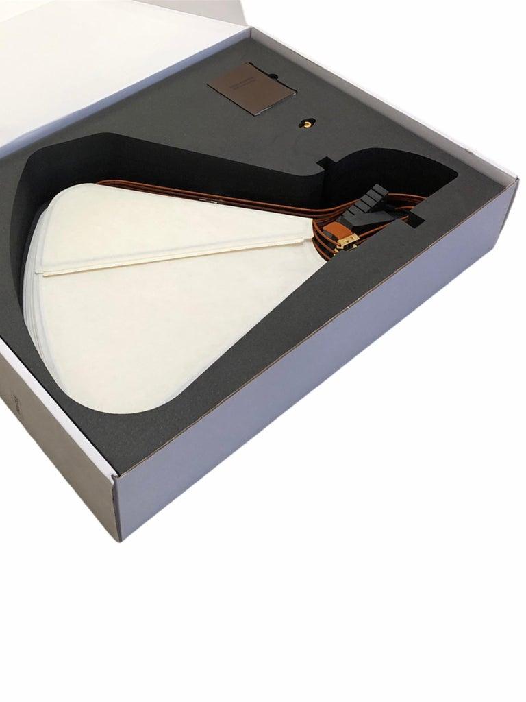 Leather Louis Vuitton Chandelier For Sale