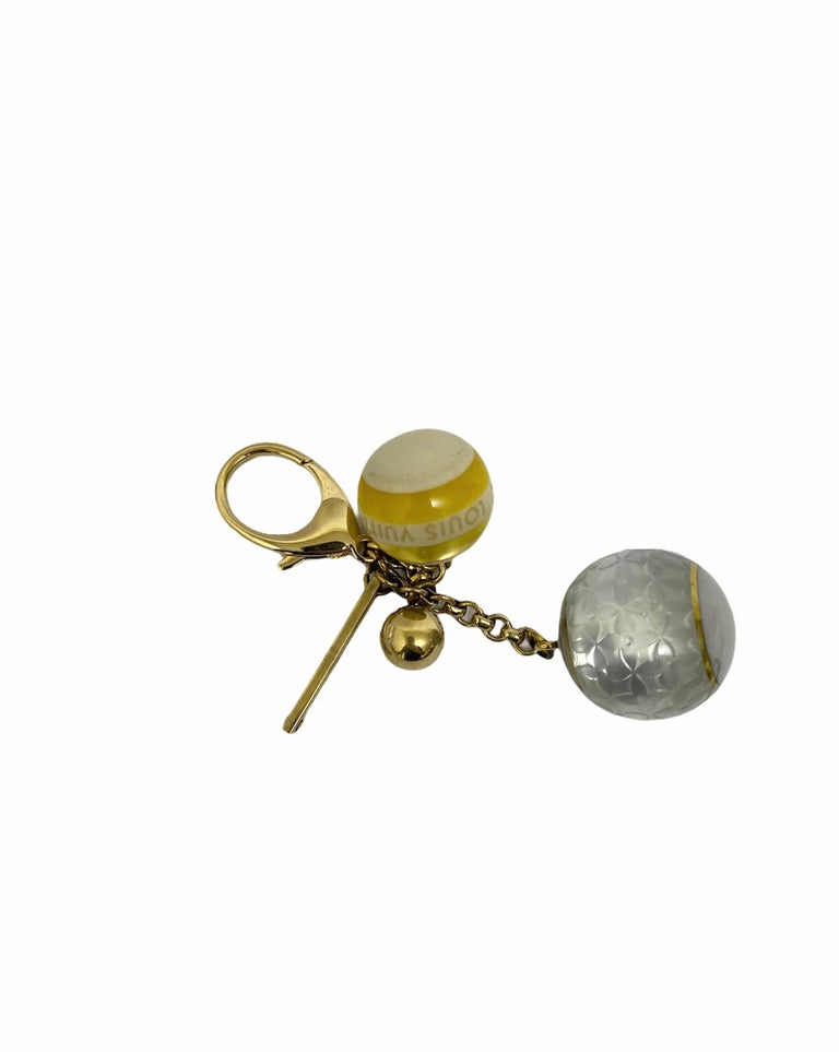 Women's Louis Vuitton Charm with Gold Hardware For Sale