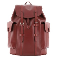 Louis Vuitton Christopher Backpack Epi Leather PM