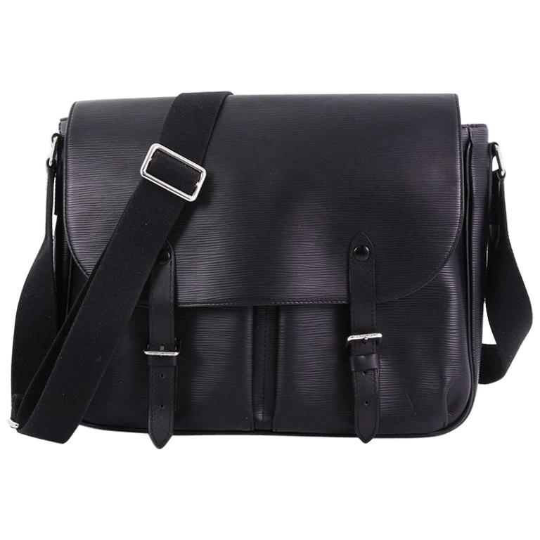 85845de39d0f Louis Vuitton Christopher Messenger Bag Epi Leather at 1stdibs