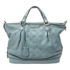 Louis Vuitton Ciel Mahina Leather Stellar PM Bag