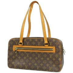 LOUIS VUITTON Cite GM Womens shoulder bag M51181 brown