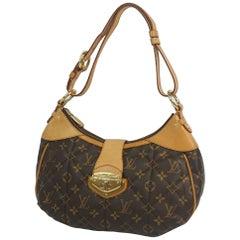 LOUIS VUITTON City bag PM Womens shoulder bag M97037 brown