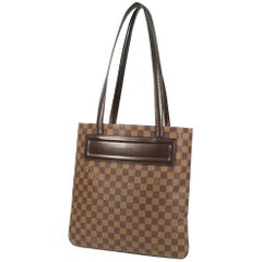 LOUIS VUITTON Clifton shoulder tote Womens tote bag N51149 Damier ebene