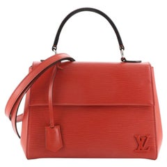 Louis Vuitton Cluny Top Handle Bag Epi Leather BB