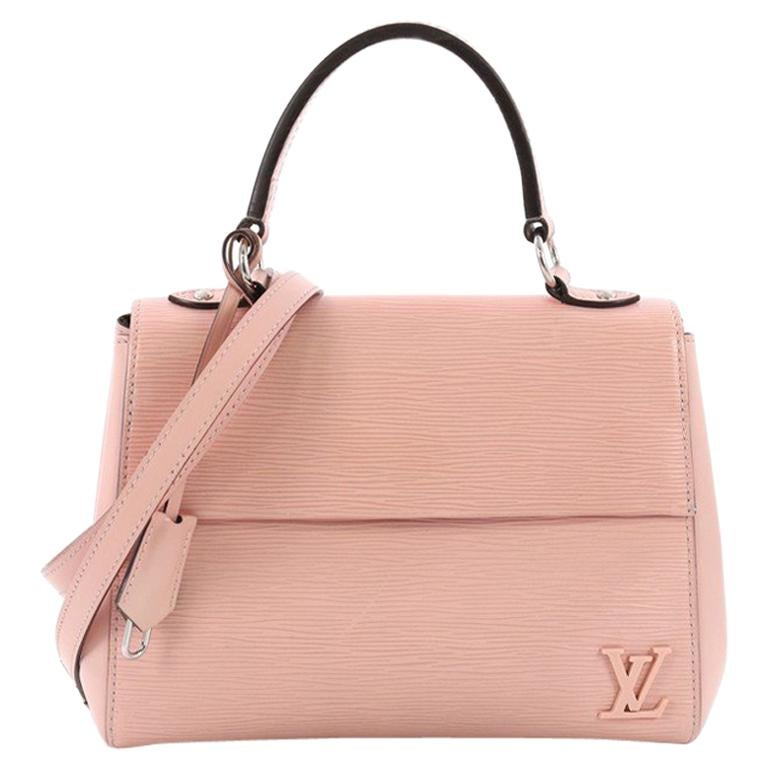 433095199d42 Louis Vuitton Cluny Top Handle Bag Epi Leather BB at 1stdibs