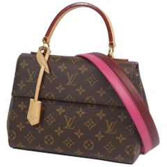 LOUIS VUITTON ClunyBB Womens handbag M44267