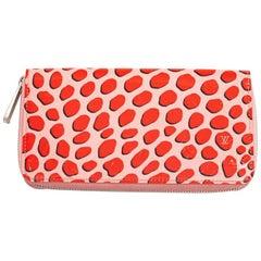 LOUIS VUITTON Collector Zippy Leather Wallet