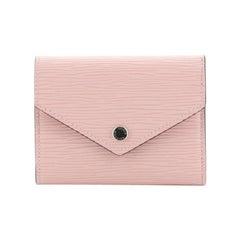 Louis Vuitton Compact Victorine Wallet Epi Leather