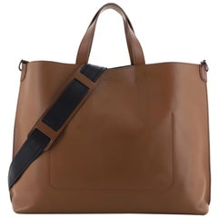 Louis Vuitton Convertible Cabas Nomade Leather East West