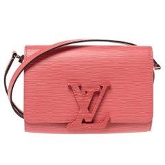 Louis Vuitton Coral Epi Leather Louise PM Bag