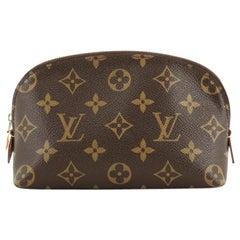 Louis Vuitton Cosmetic Pouch Monogram Canvas