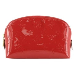 Louis Vuitton Cosmetic Pouch Monogram Vernis