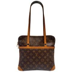 Louis Vuitton Coussin GM Brown Monogram Shoulder Bag