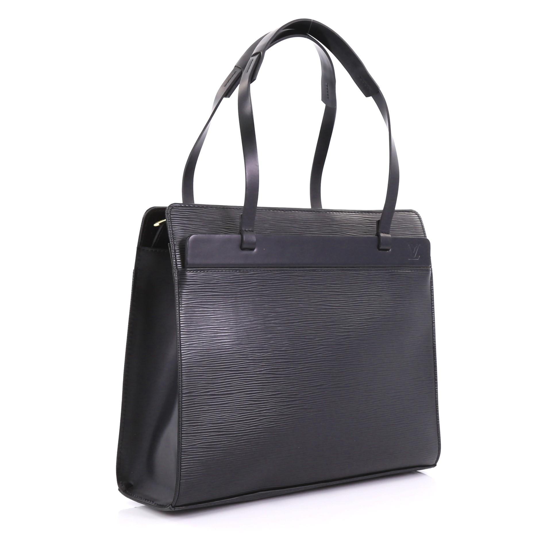 65249520dec3 Louis Vuitton Croisette Handbag Epi Leather PM at 1stdibs