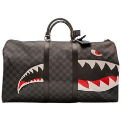 Louis Vuitton Customized Keepall