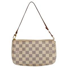 Louis Vuitton Damier Azur Pochette Accessories NM Bag (2012)