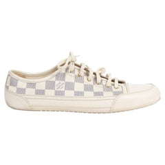 Louis Vuitton Damier Azur Sneakers - Size 40