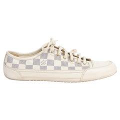 Louis Vuitton Damier Azur Sneakers - Size 40