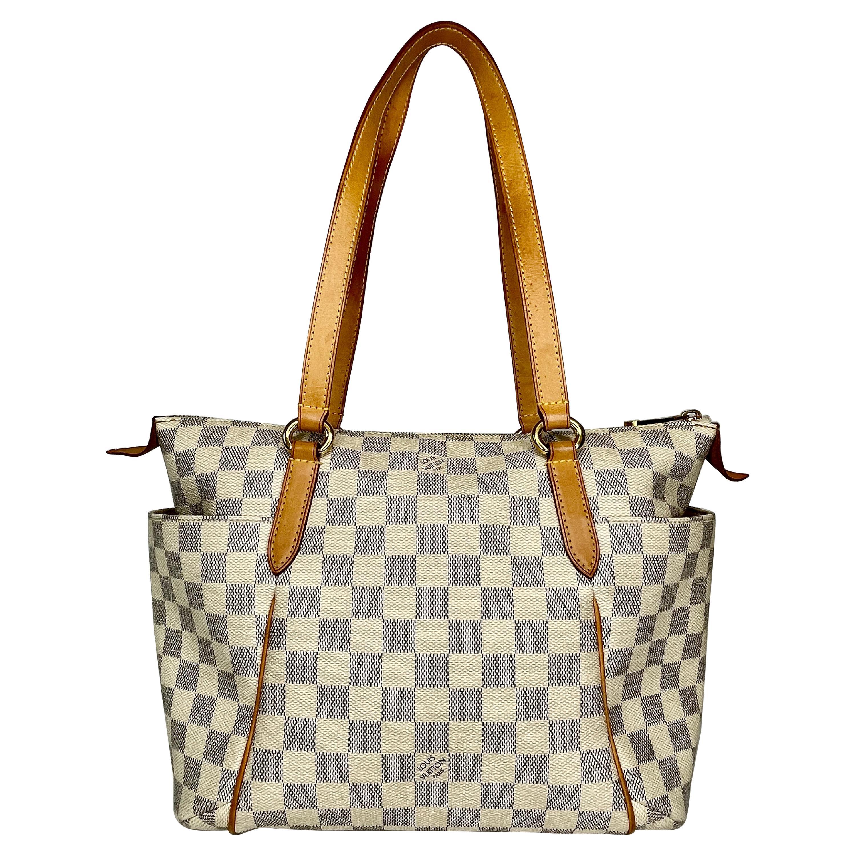 Louis Vuitton Damier Azur Totally PM Bag (2009)