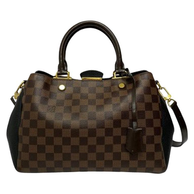 Louis Vuitton Damier Canvas Shoulder Bag   For Sale