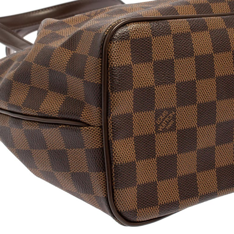 Louis Vuitton Damier Coated Canvas Westminster PM Tote For Sale 6