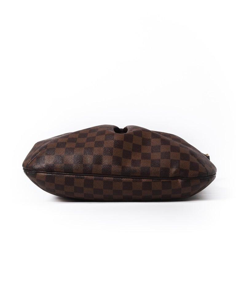 Black Louis Vuitton Damier Ebene Bloomsbury PM Bag For Sale