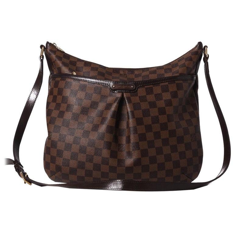 Louis Vuitton Damier Ebene Bloomsbury PM Bag For Sale
