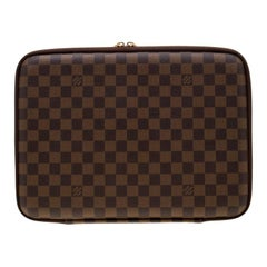 Louis Vuitton Damier Ebene Canvas Horizon Laptop Sleeve