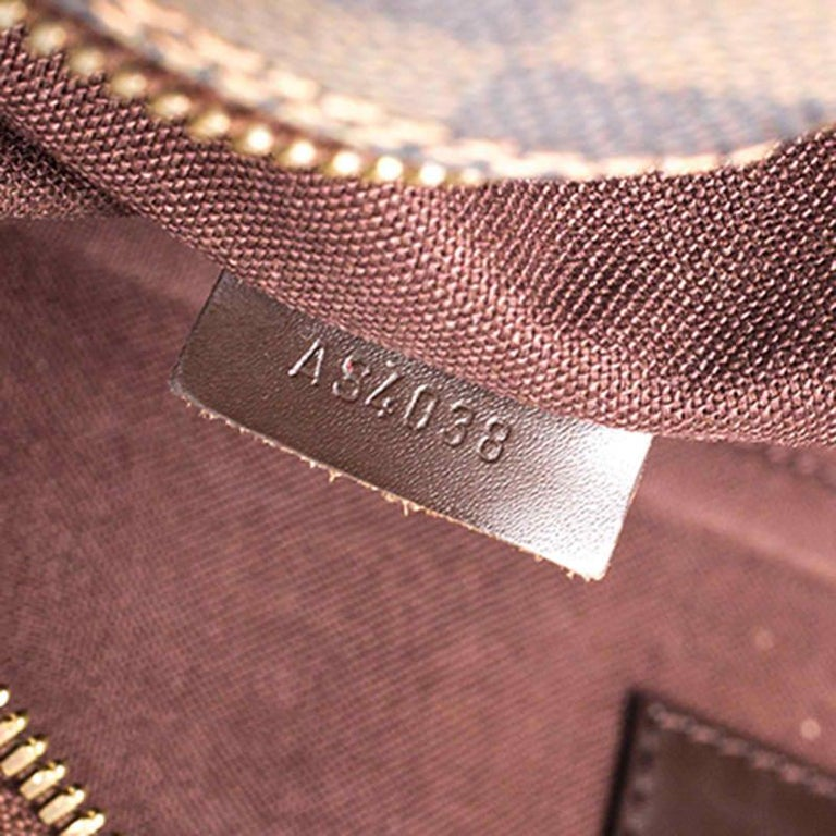 Louis Vuitton Damier Ebene Canvas Icare Business Bag For Sale 6