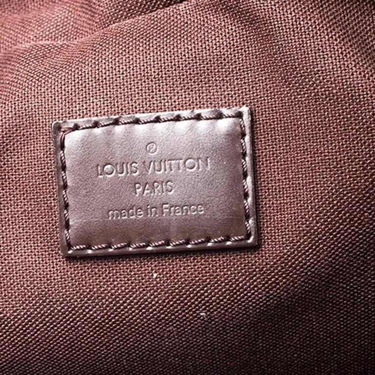 Louis Vuitton Damier Ebene Canvas Icare Business Bag For Sale 7