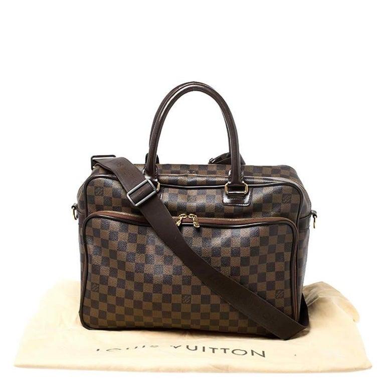 Louis Vuitton Damier Ebene Canvas Icare Business Bag For Sale 8