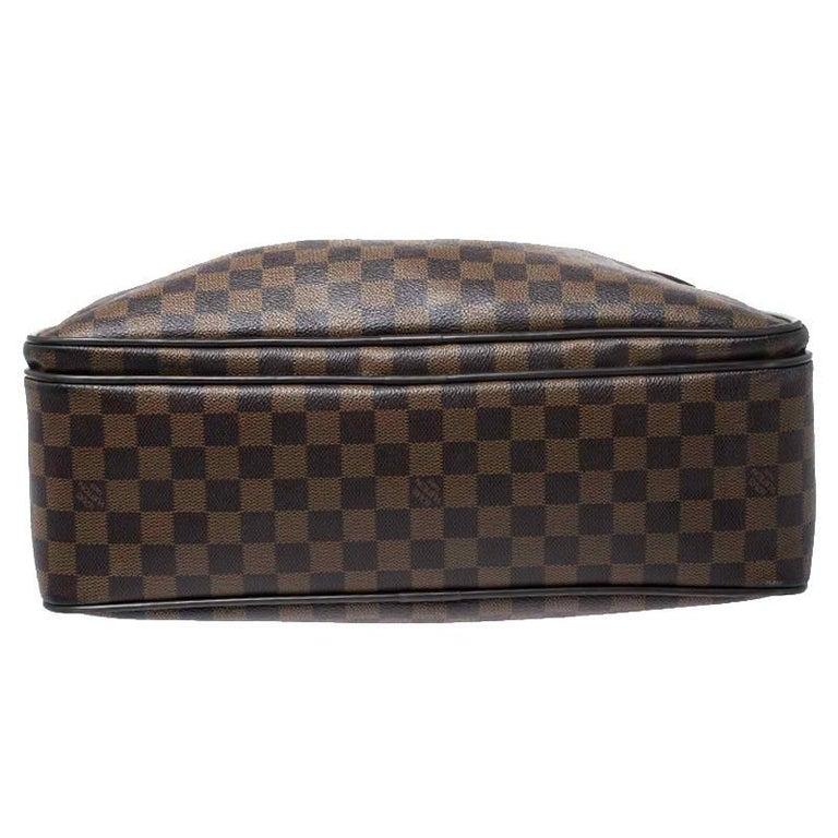 Louis Vuitton Damier Ebene Canvas Icare Business Bag For Sale 1