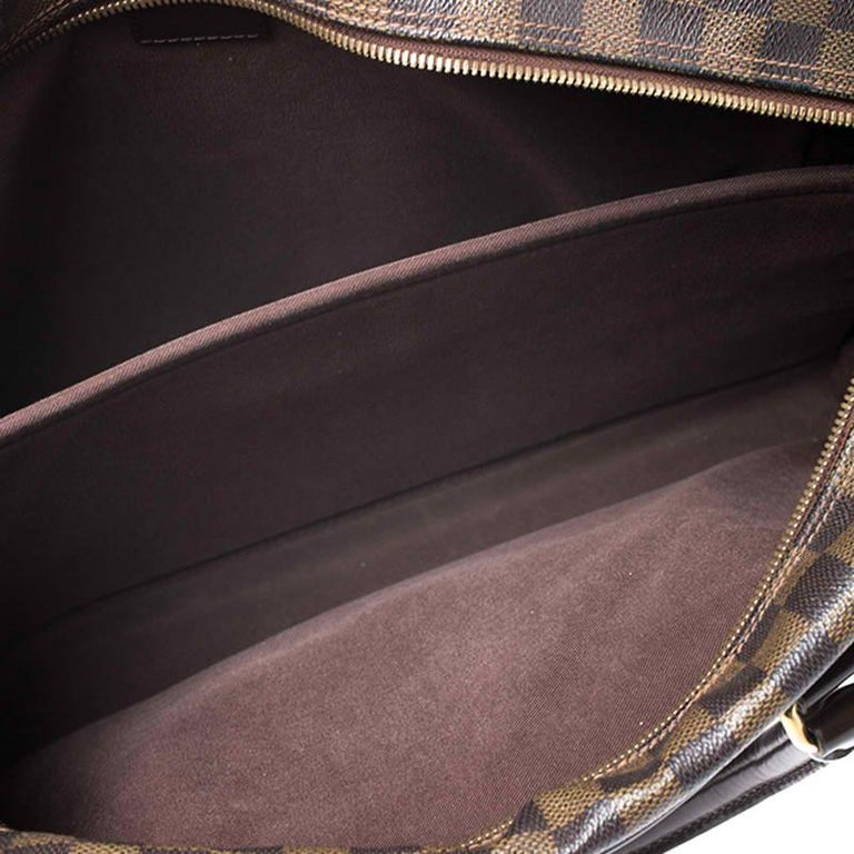 Louis Vuitton Damier Ebene Canvas Icare Business Bag For Sale 2