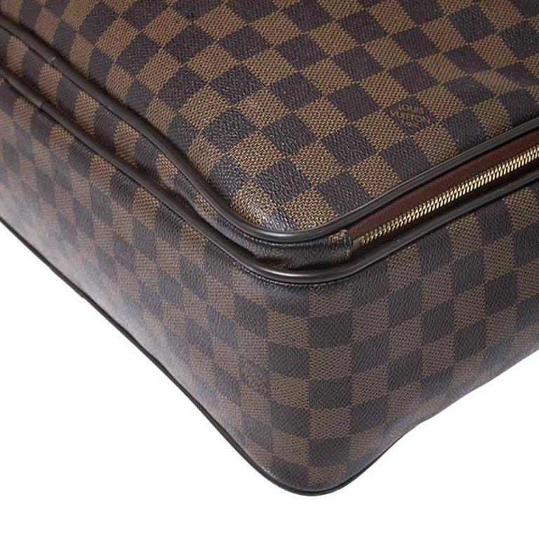 Louis Vuitton Damier Ebene Canvas Icare Business Bag For Sale 3