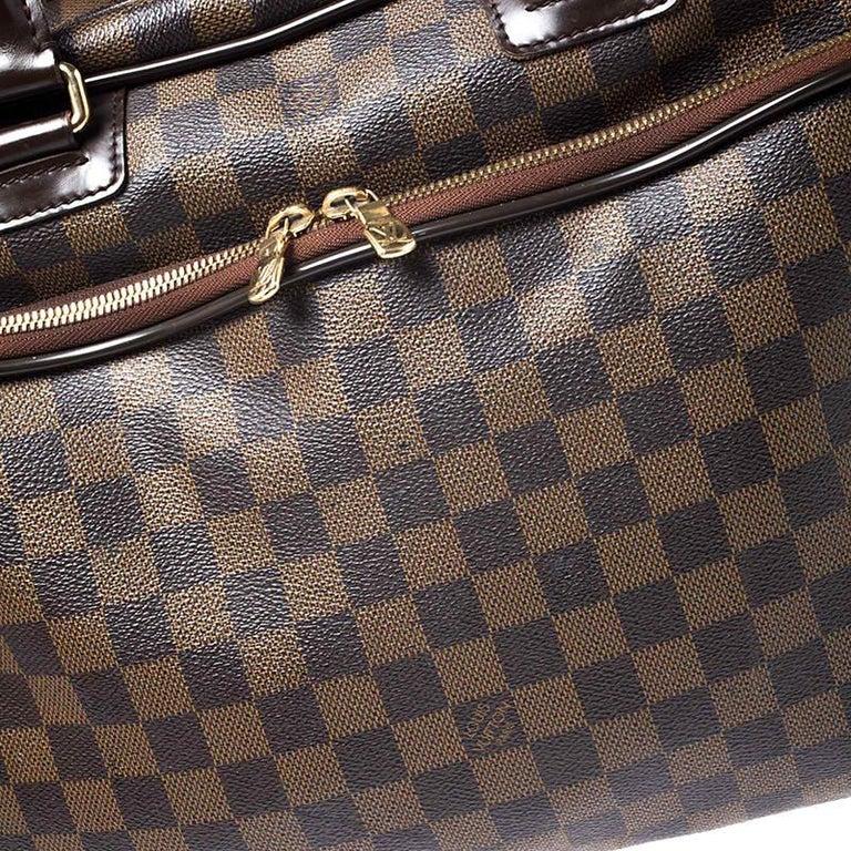 Louis Vuitton Damier Ebene Canvas Icare Business Bag For Sale 4