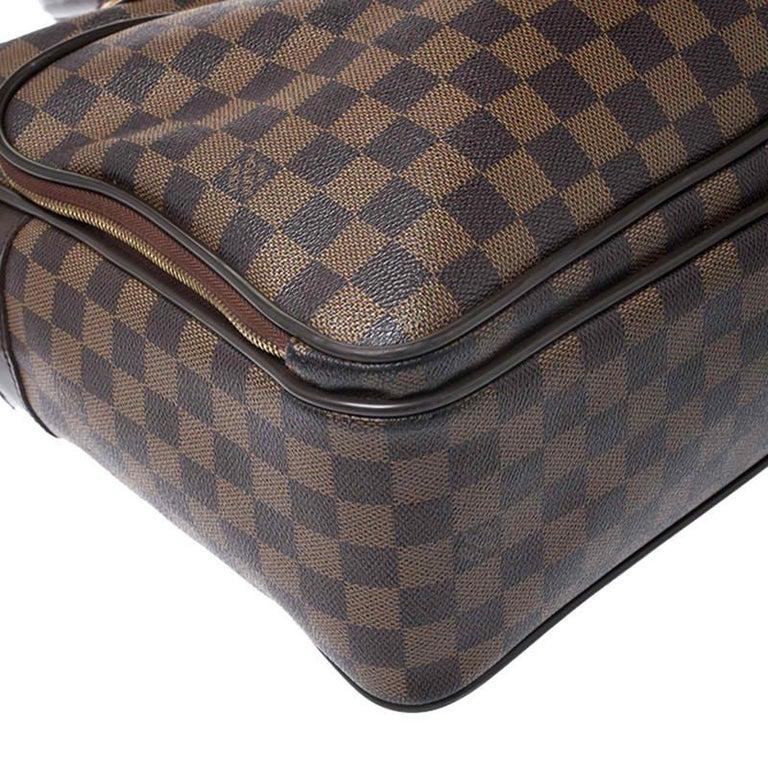 Louis Vuitton Damier Ebene Canvas Icare Business Bag For Sale 5
