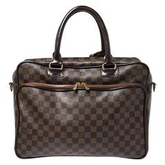 Louis Vuitton Damier Ebene Canvas Icare Business Bag