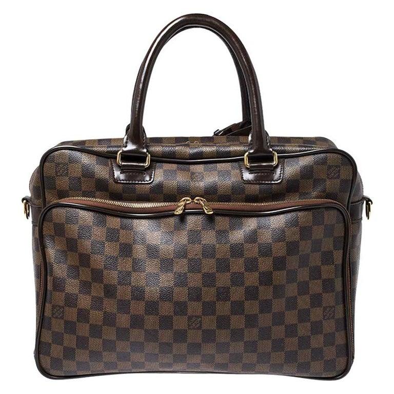 Louis Vuitton Damier Ebene Canvas Icare Business Bag For Sale