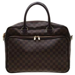 Louis Vuitton Damier Ebene Canvas Icare Computer Bag