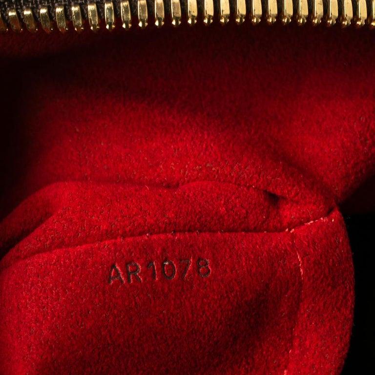 Louis Vuitton Damier Ebene Canvas Trevi GM Bag For Sale 6