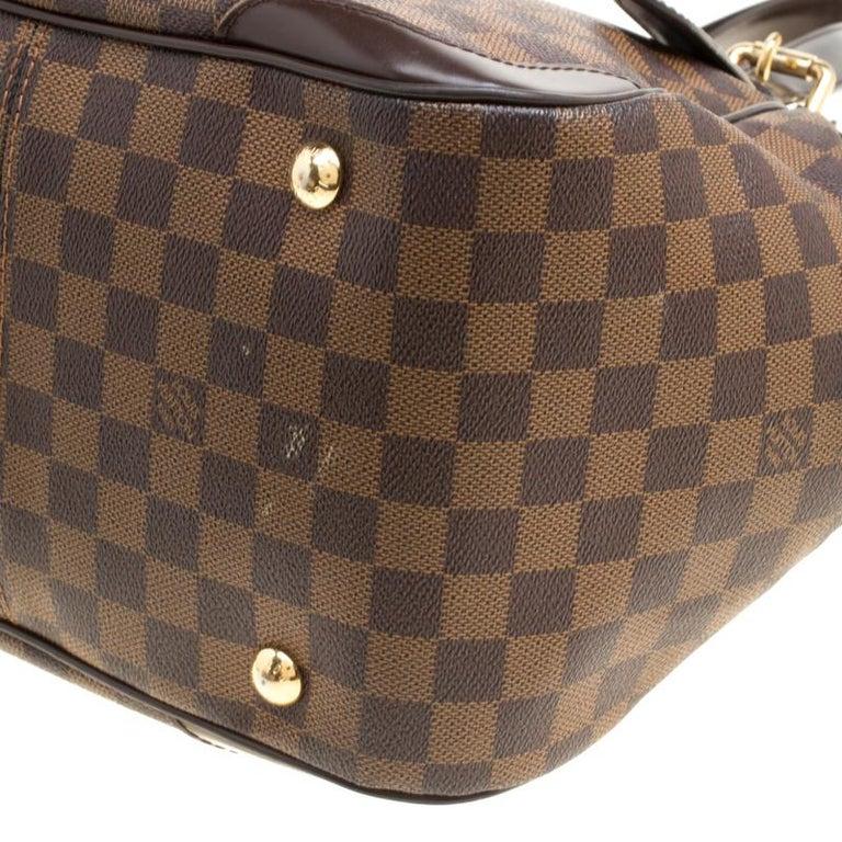 0addf3aa3f89 Louis Vuitton Damier Ebene Canvas Verona MM Bag at 1stdibs