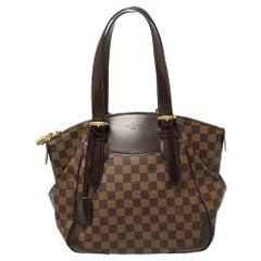 Louis Vuitton Damier Ebene Canvas Verona MM Bag