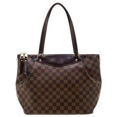 Louis Vuitton Damier Ebene Canvas Westminster GM Bag