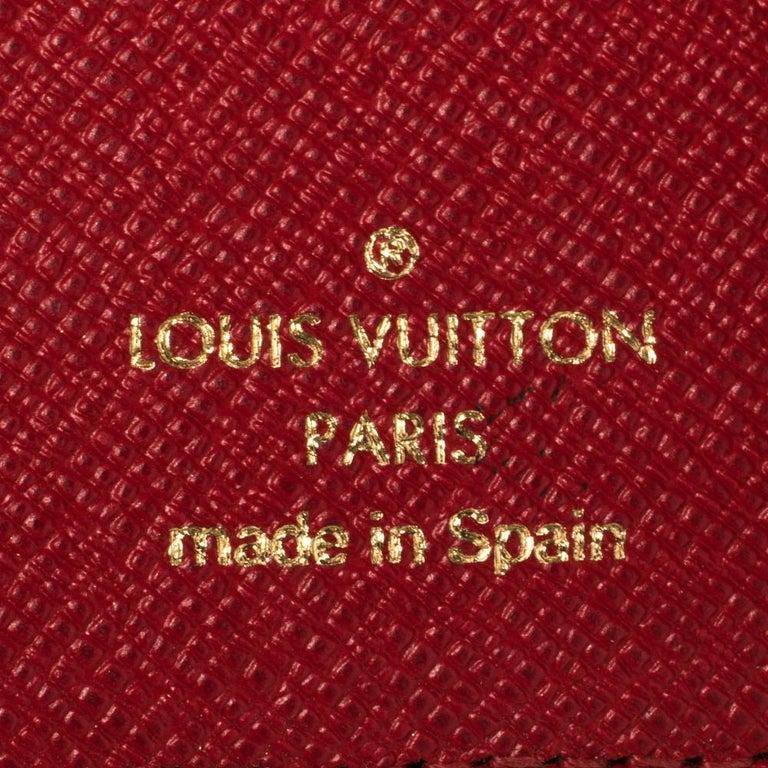 Louis Vuitton Damier Ebene Koala Wallet For Sale 2