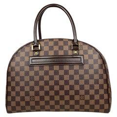 Louis Vuitton Damier Ebene Nolita Bag