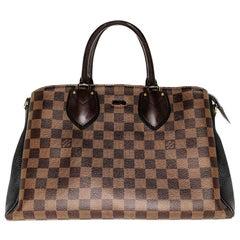 Louis Vuitton Damier Ebene Normandy Handbag Satchel